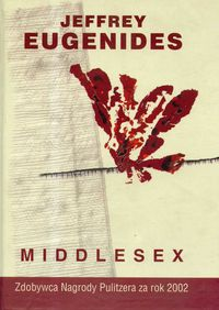 Middlesex Eugenides Jeffrey