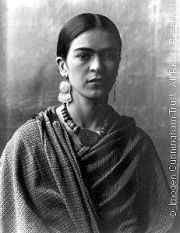 Frida Kahlo, Painter