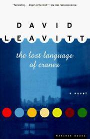 Zapomniany język żurawi Leavitt David